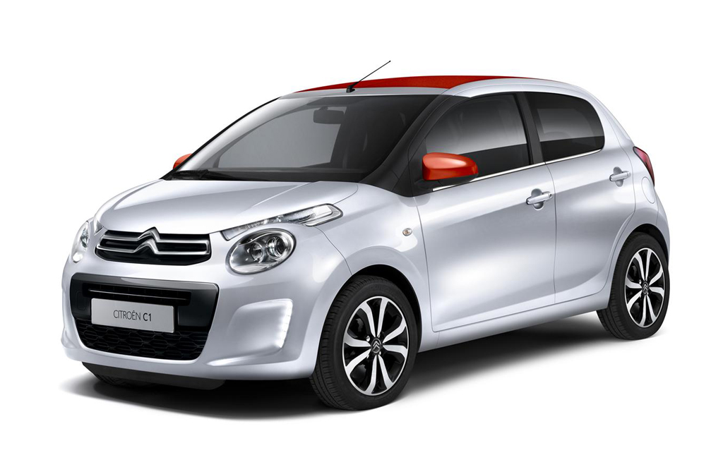 2014 Citroen C1 1 2014 Citroen C1 details and images