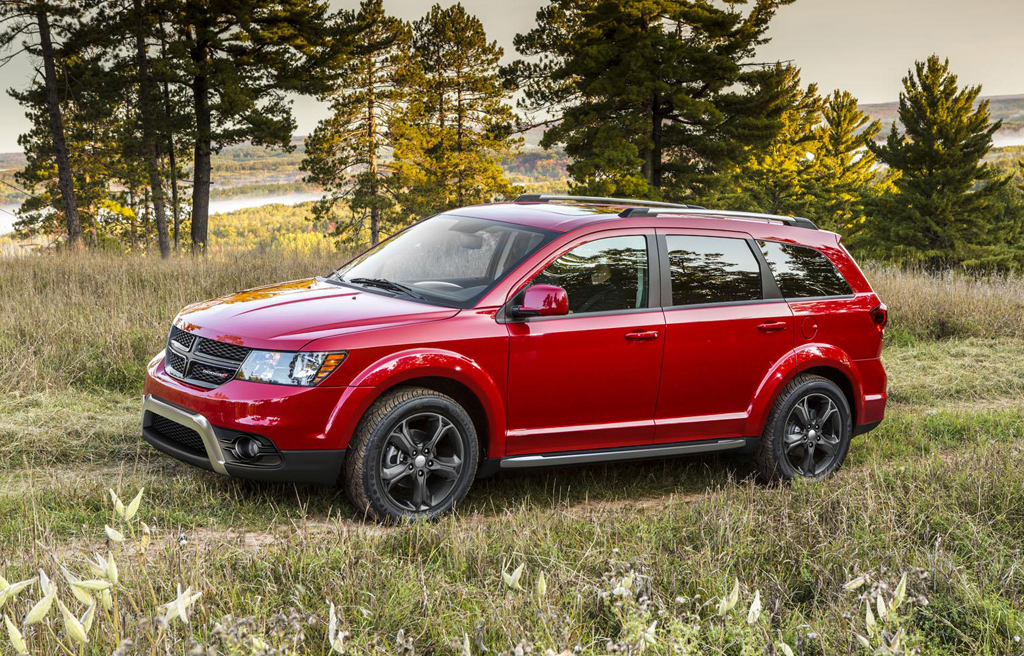 2014 Dodge Journey Crossroad 1 2014 Dodge Journey Crossroad unveiled