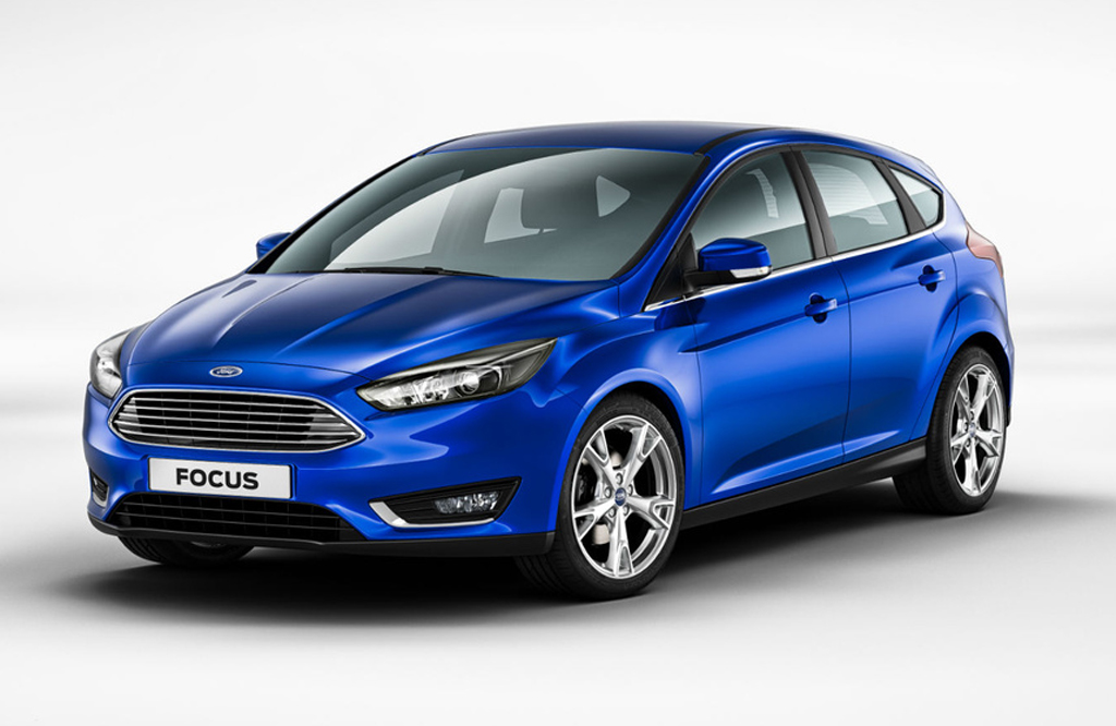 2014 Ford Focus Facelift 1 2014 Ford Focus Facelift details