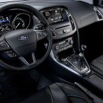 2014 Ford Focus Facelift Interior (1)