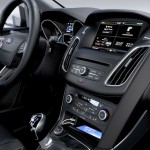 2014 Ford Focus Facelift Interior (2)