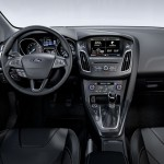 2014 Ford Focus Facelift Interior (3)