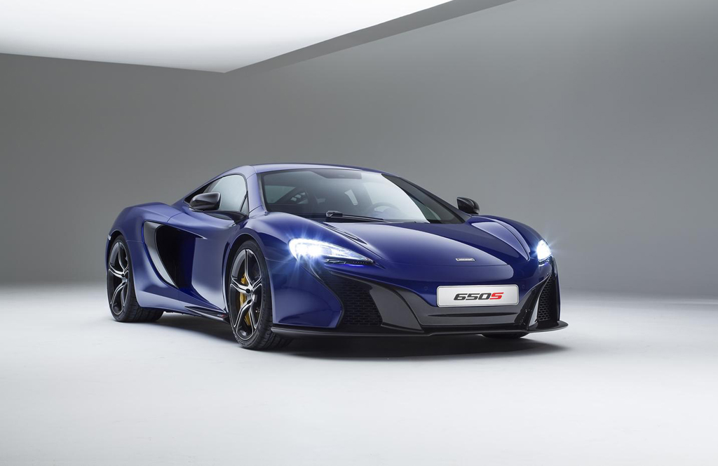 2014 McLaren 650S 1 McLaren officially revealed 650S