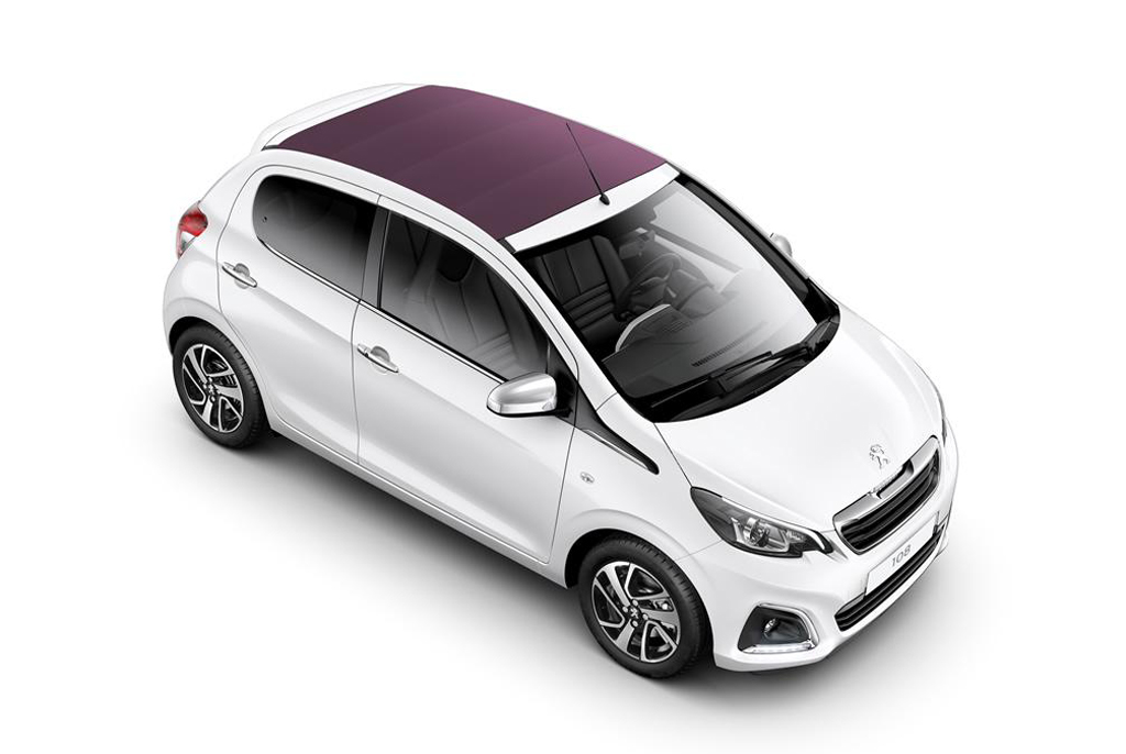 2014 Peugeot 108 1 2014 Peugeot 108 introduced in the market
