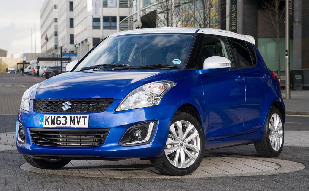 2014 Suzuki Swift SZ L Special Edition 2014 Suzuki Swift SZ L Special Edition launched in UK