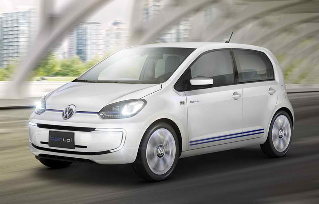 2014 Volkswagen Twin Up Concept 1 2014 Volkswagen Twin Up Concept