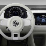 2014 Volkswagen Twin Up Concept Interior