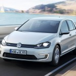 2014 Volkswagen e-Golf (2)