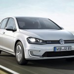 2014 Volkswagen e-Golf (3)