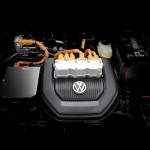 2014 Volkswagen e-Golf Engine