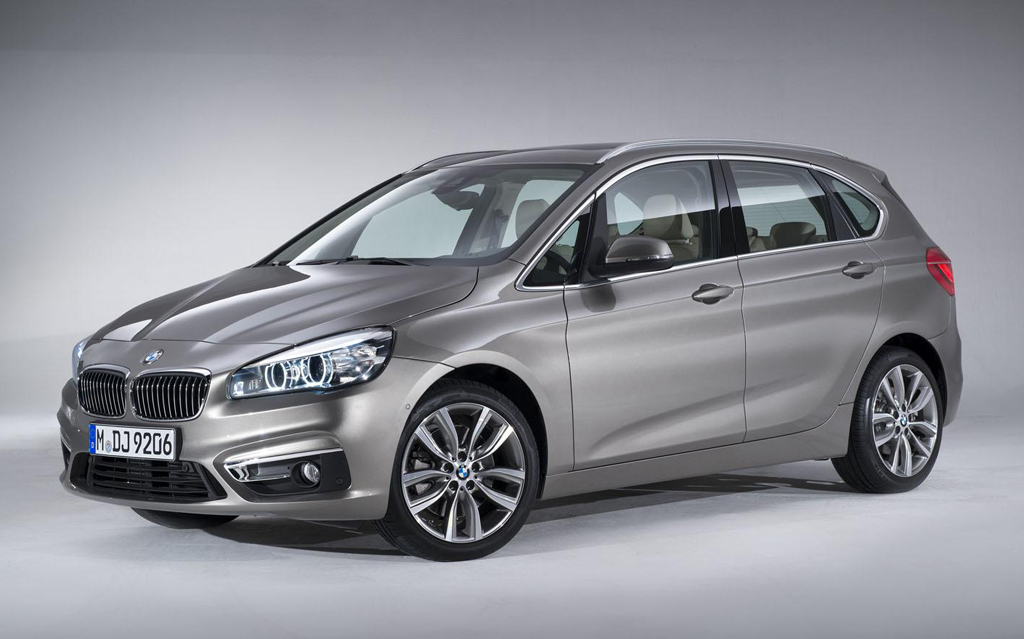 2015 BMW 2 Series Active Tourer 1 2015 BMW 2 Active Tourer details