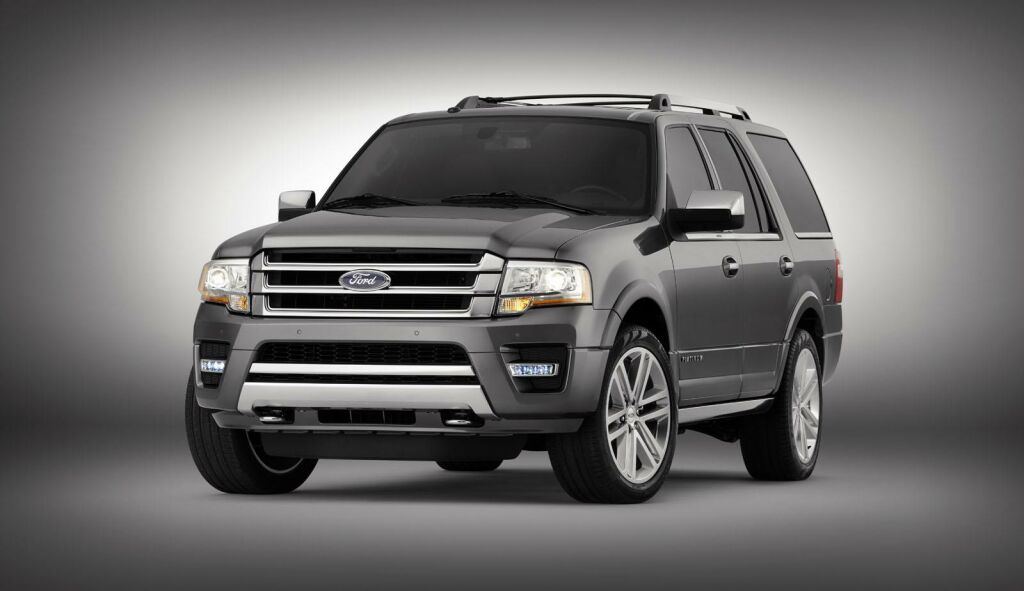 2015 Ford Expedition 1 2015 Ford Expedition details and photos
