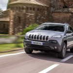 2015 Jeep Cherokee European Version (2)