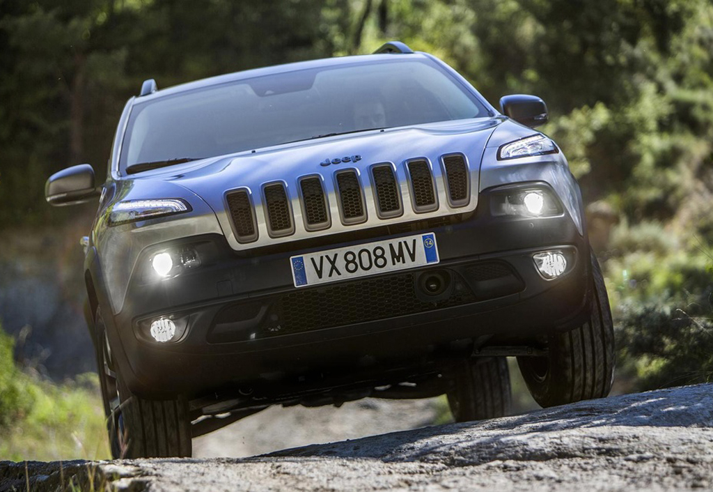 2015 Jeep Cherokee European Version 4 2015 Jeep Cherokee EU Version details