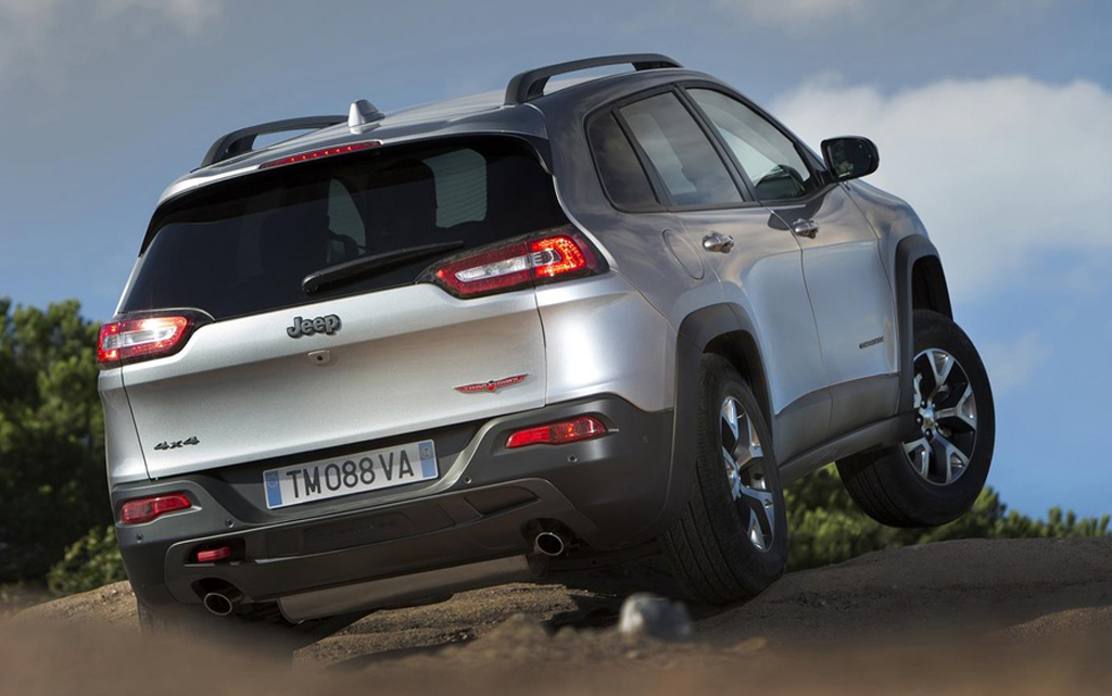 2015 Jeep Cherokee European Version 5 2015 Jeep Cherokee EU Version details