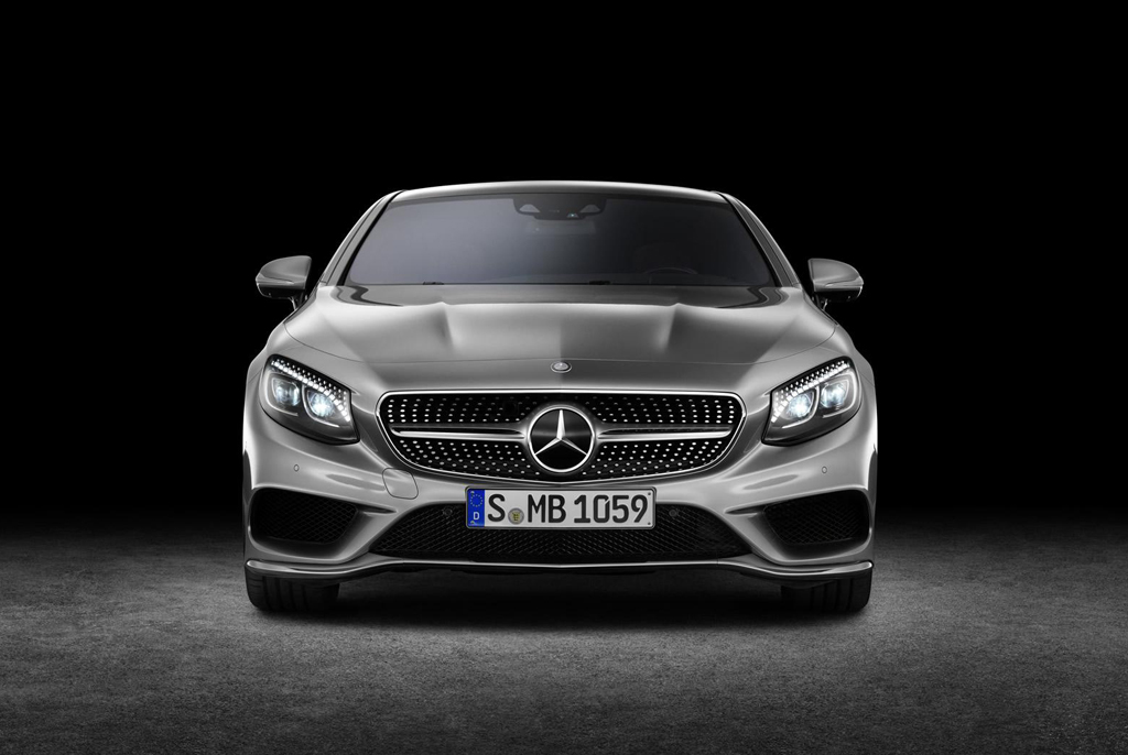 2015 Mercedes Benz S Class Coupe 1 2015 Mercedes Benz S Class Coupe