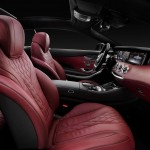 2015 Mercedes-Benz S-Class Coupe Interior (1)