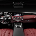 2015 Mercedes-Benz S-Class Coupe Interior (4)