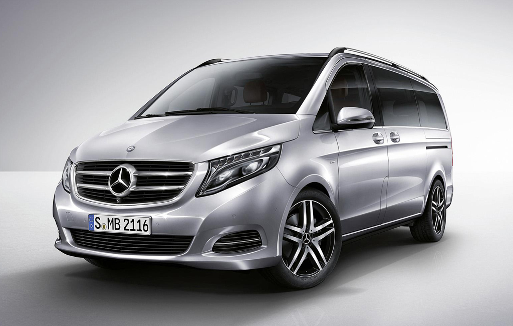 2015 mercedes benz v class details and images. Black Bedroom Furniture Sets. Home Design Ideas