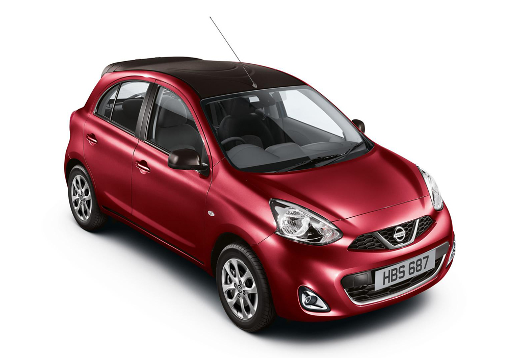 2015 Nissan Micra Limited Edition 2015 Nissan Micra Limited Edition launched in UK