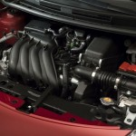 2015 Nissan Versa Note SR Engine