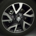 2015 Nissan Versa Note SR Rim Wheel