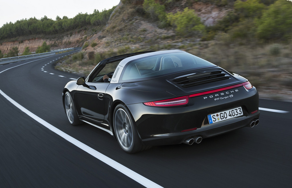 2015 porsche targa 911 details. Black Bedroom Furniture Sets. Home Design Ideas
