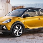 2015 Vauxhall Adam Rocks (1)