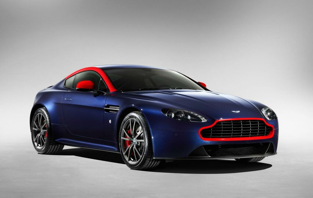 Aston Martin V8 Vantage N430 2 Aston Martin announces V8 Vantage N430 and DB9 Carbon Black & White special editions