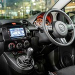 Mazda2 Colour Edition Interior