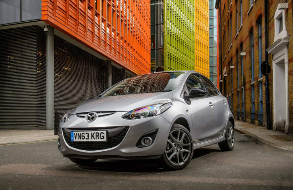 Mazda2 Colour Edition 2014 Mazda2 Colour Edition