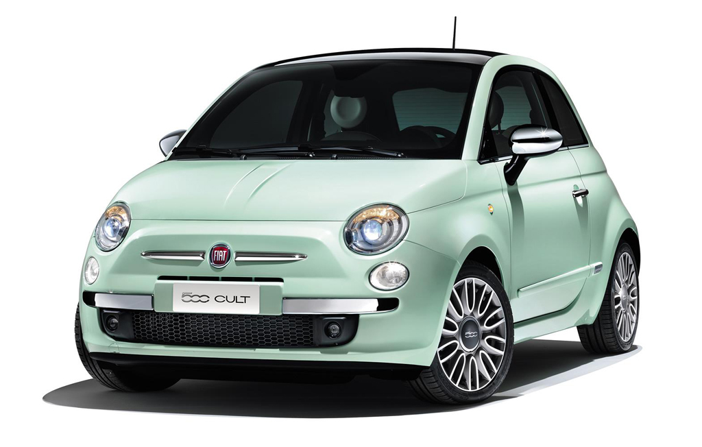 2014 Fiat 500 Cult 1 2014 Fiat 500 Cult Version