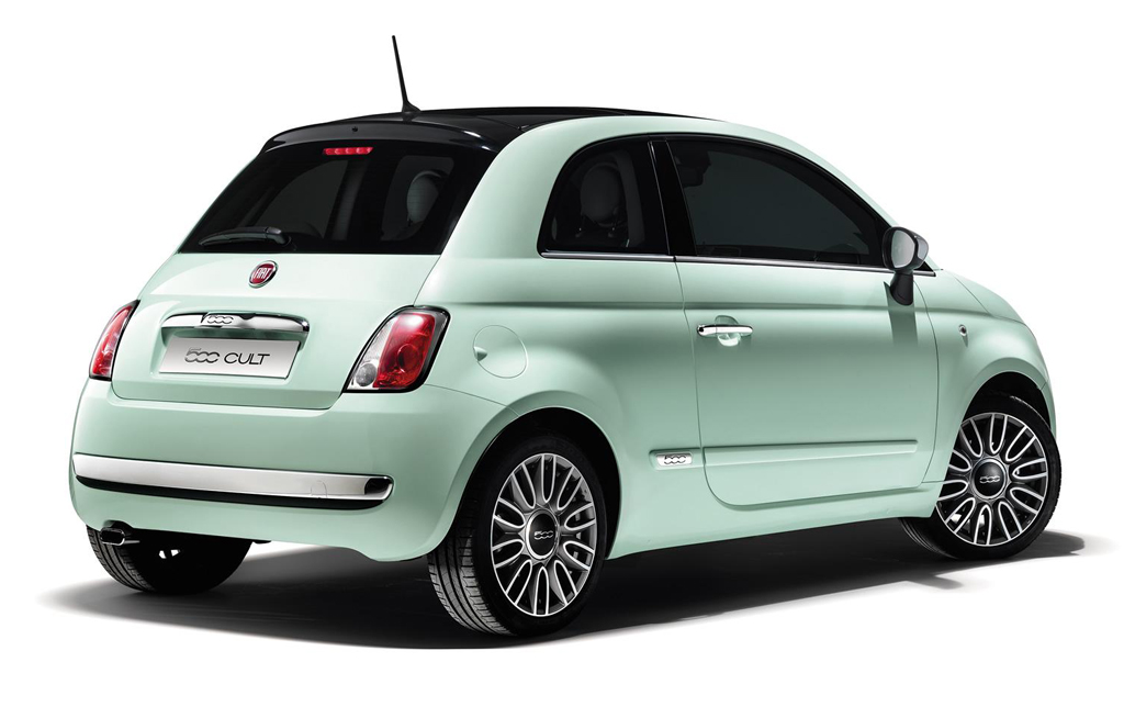 2014 Fiat 500 Cult 3 2014 Fiat 500 Cult Version