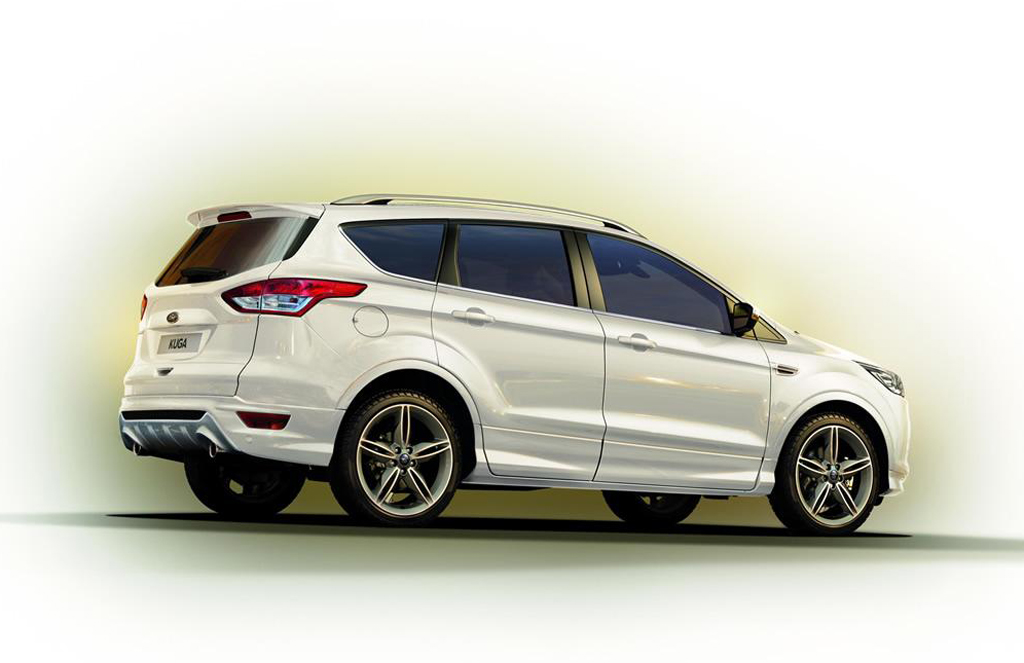 2014 ford kuga titanium x sport version. Black Bedroom Furniture Sets. Home Design Ideas