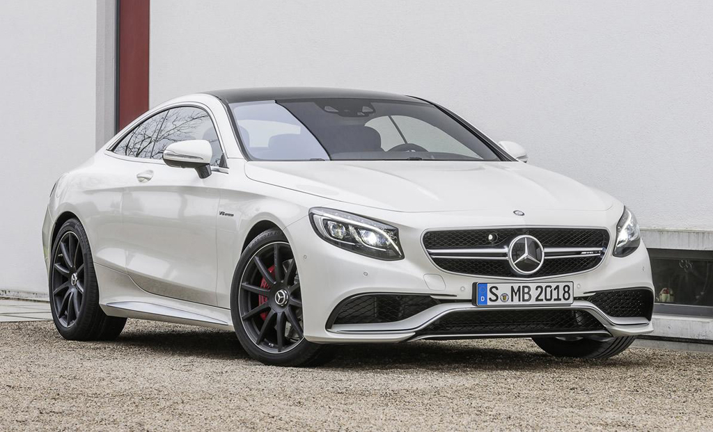 2014 Mercedes Benz S63 AMG Coupe 1 2014 Mercedes Benz S63 AMG Coupe details