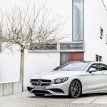 2014 Mercedes-Benz S63 AMG Coupe (2)