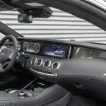 2014 Mercedes-Benz S63 AMG Coupe Interior (2)