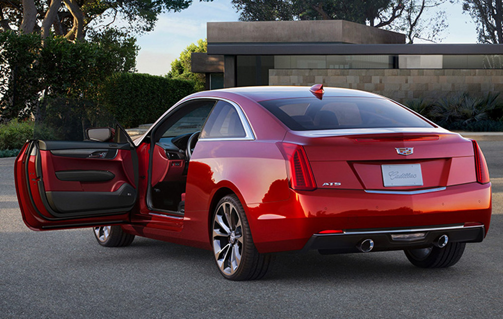 2015 cadillac ats coupe. Black Bedroom Furniture Sets. Home Design Ideas