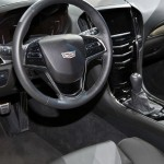 2015 Cadillac ATS Coupe Cockpit
