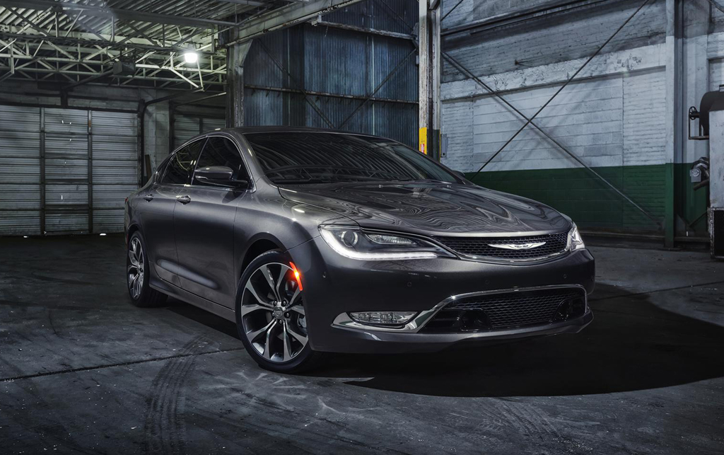 2015 Chrysler 200 1 2015 Chrysler 200