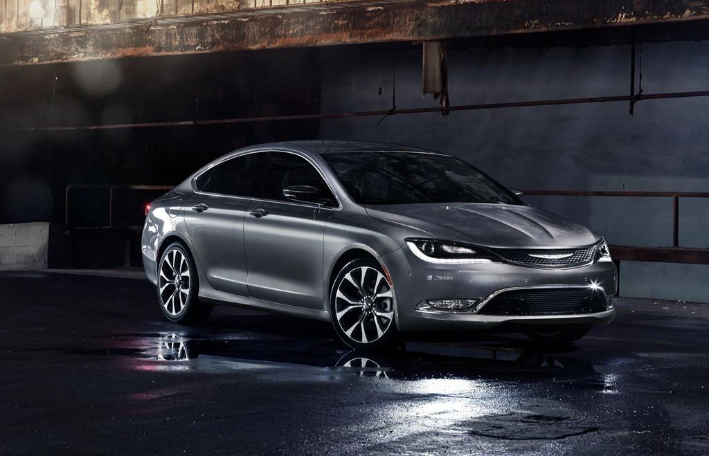 Chrysler 200 Limited >> 2015 Chrysler 200 | machinespider.com