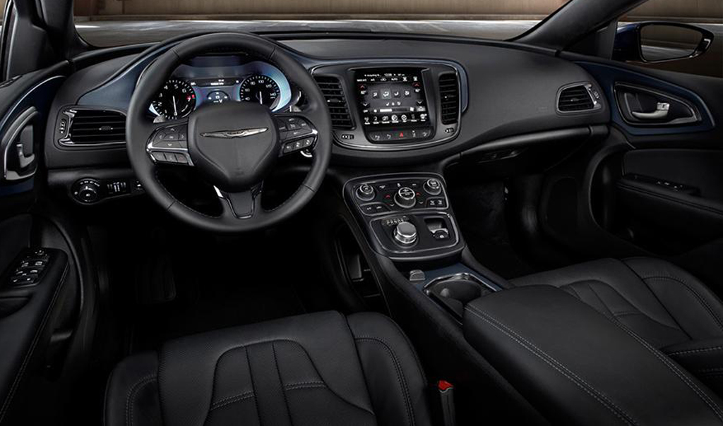 2015 Chrysler 200 Machinespider Com