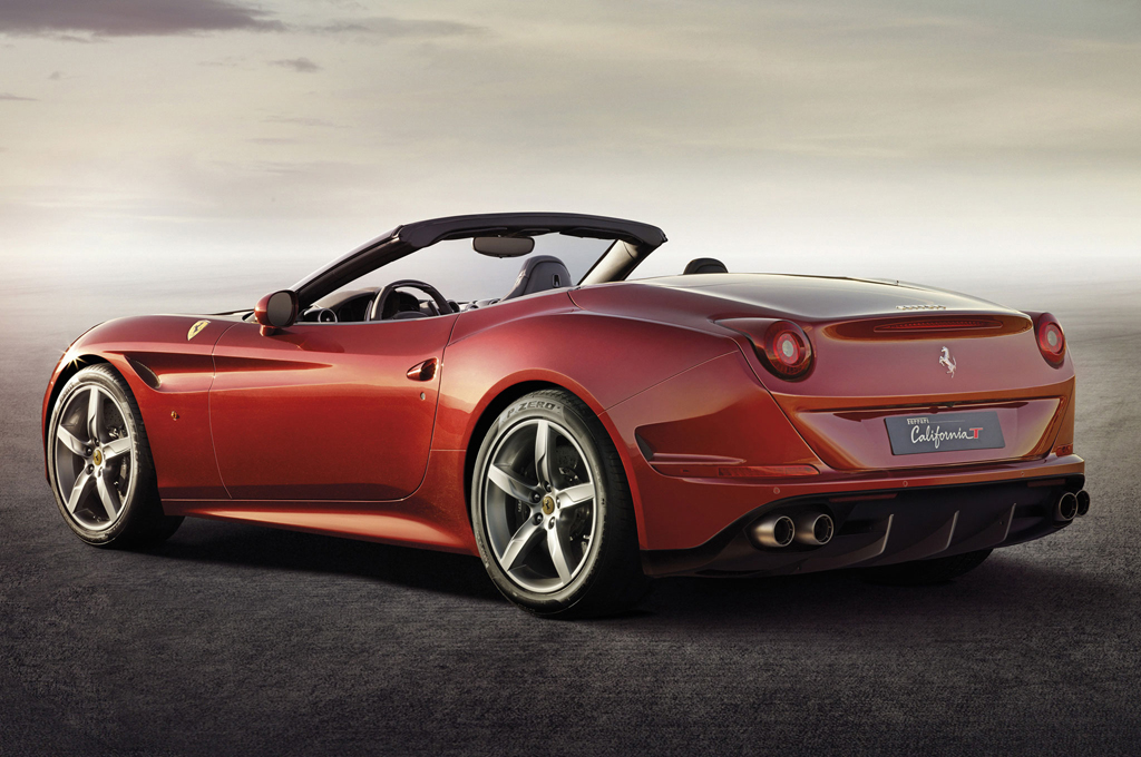 2015 Ferrari California T 4 2015 Ferrari California T