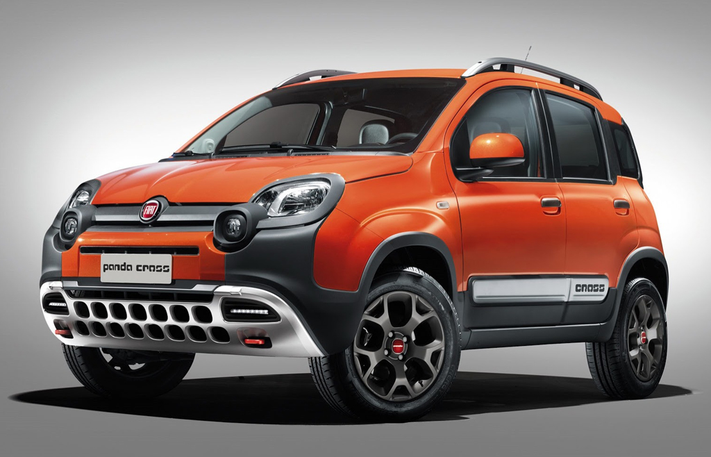2015 fiat panda cross. Black Bedroom Furniture Sets. Home Design Ideas