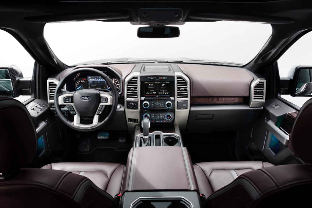 2015 Ford F 150 Interior 2 2015 Ford F 150