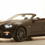 2015 Ford Mustang Convertible (1)