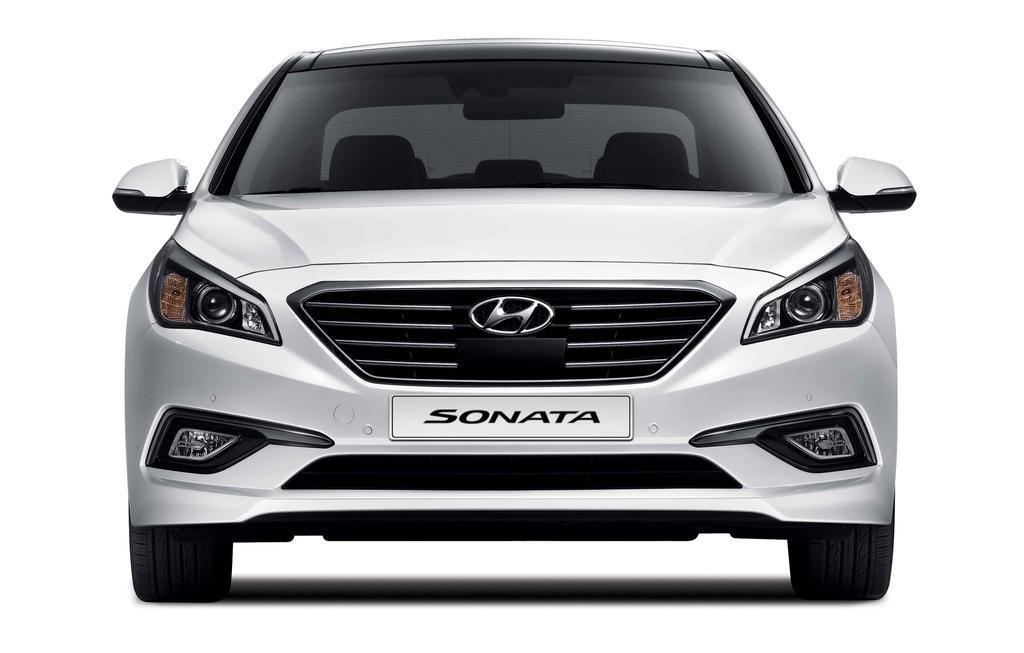 2015 Hyundai Sonata 1 2015 Hyundai Sonata pictures released