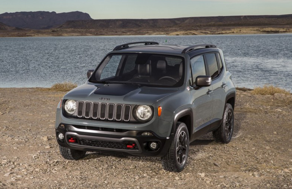 2015 Jeep Renegade 4 2015 Jeep Renegade