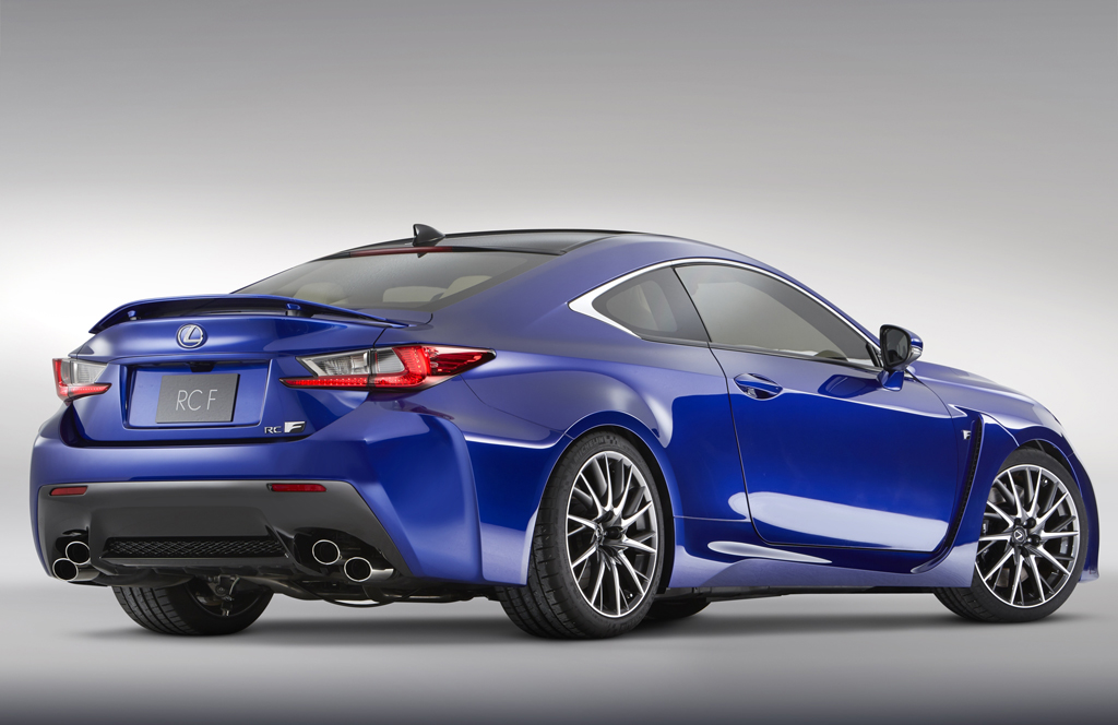 2015 Lexus Rc F Machinespider Com