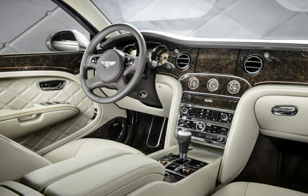 2014 Bentley Hybrid Concept Interior 2 2014 Bentley Hybrid Concept